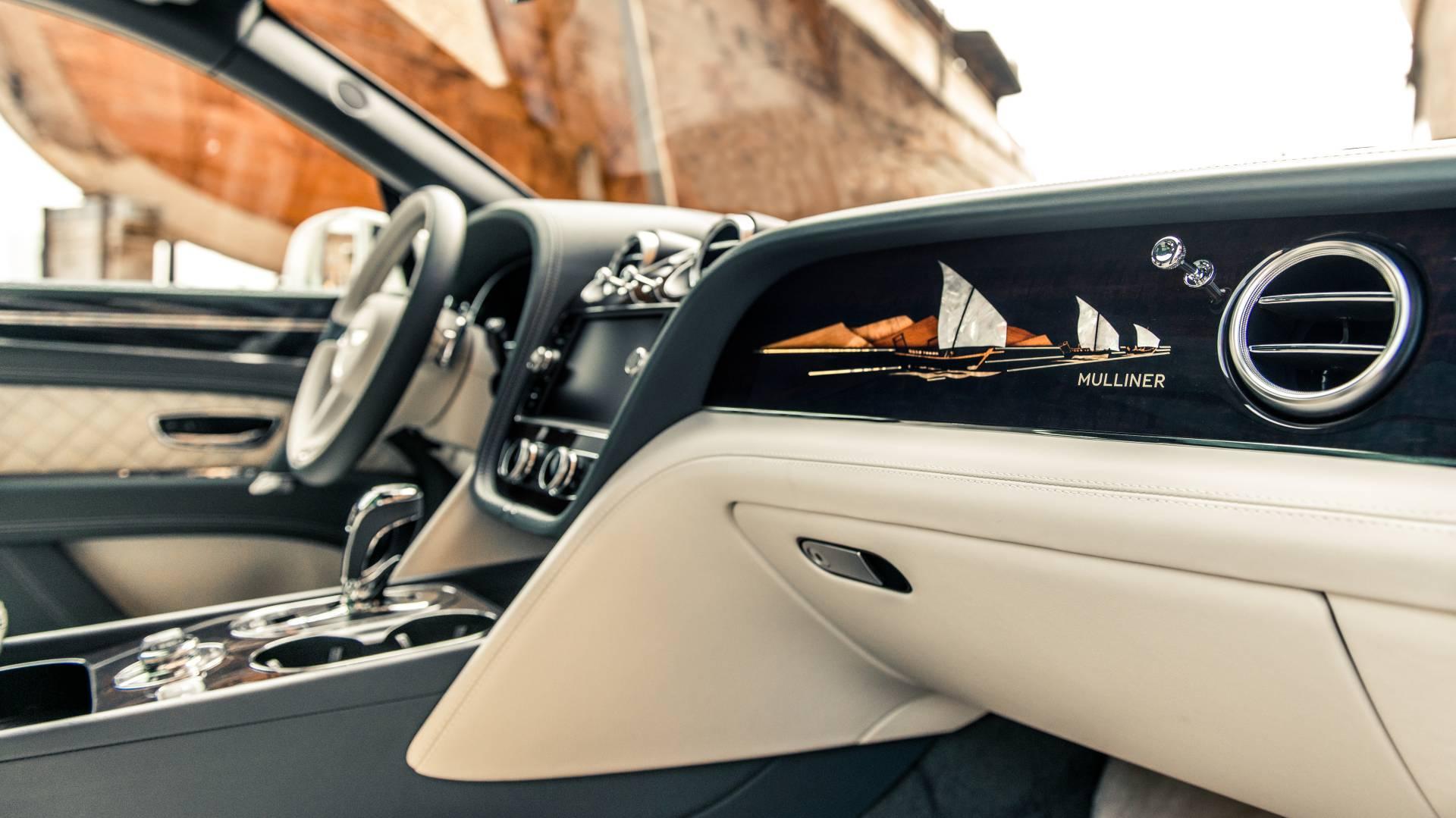 Bentley Bentayga ra mắt phiên bản Ngọc trai Ba tư dành riêng thị trường Trung Đông - Hình 3