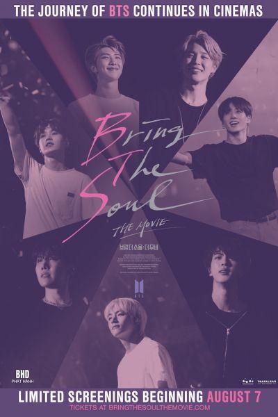 BTS lần thứ ba bước lên màn ảnh rộng với Bring the Soul: The Movie - Hình 2