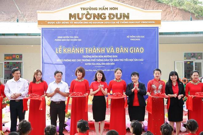 Edurun và giấc mơ về trường mầm non cho trẻ em nghèo Điện Biên - Hình 1