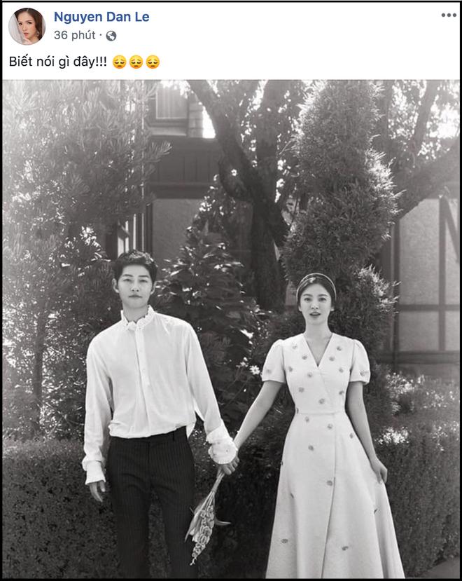 Giữa lúc cả châu Á chấn động vì tin ly hôn của Song Joong Ki và Song Hye Kyo, đây lại là bức ảnh đang được chia sẻ với tốc độ chóng mặt! - Hình 3