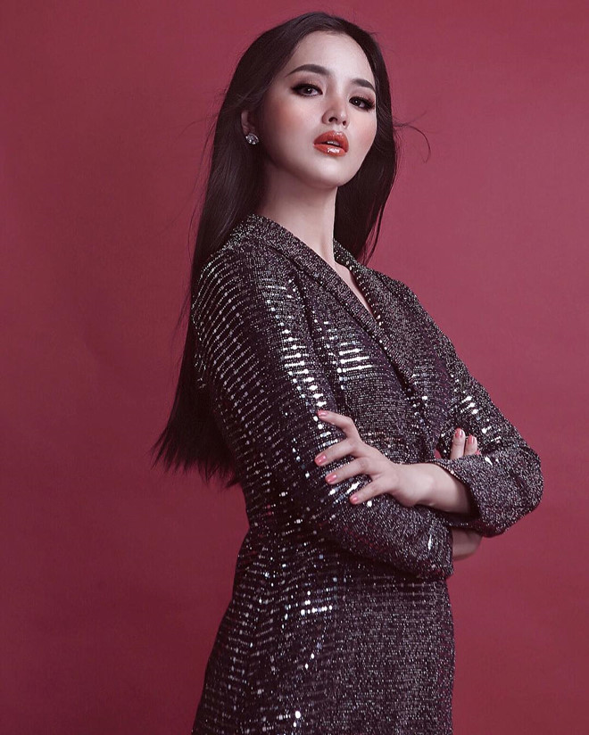 Lộ diện bộ đôi MC đồng hành với Hoa hậu Siêu quốc gia Mutya Johanna Datul tại Ms International Business 2019 - Hình 5