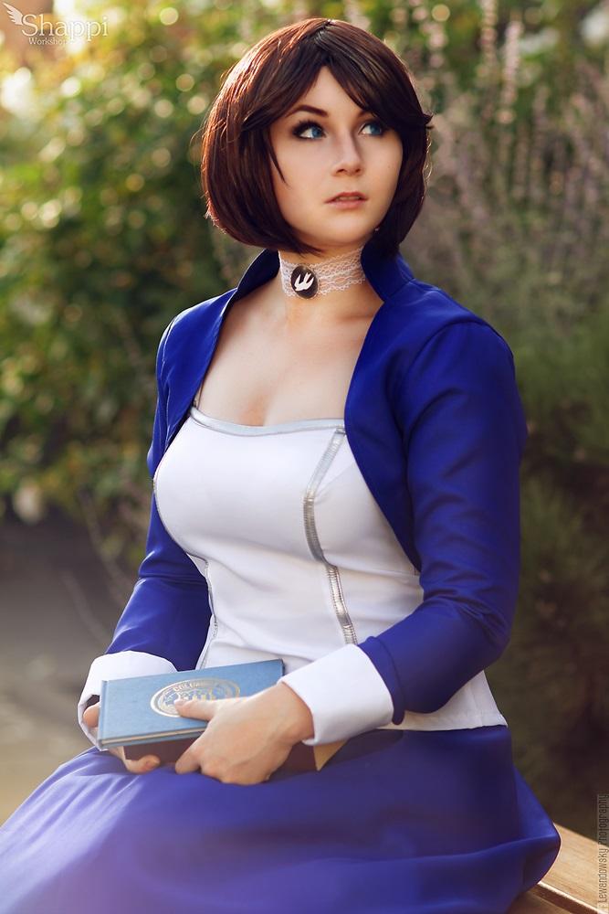 Nàng thơ Elizabeth đẹp ngất ngây trong bộ ảnh cosplay - Hình 3