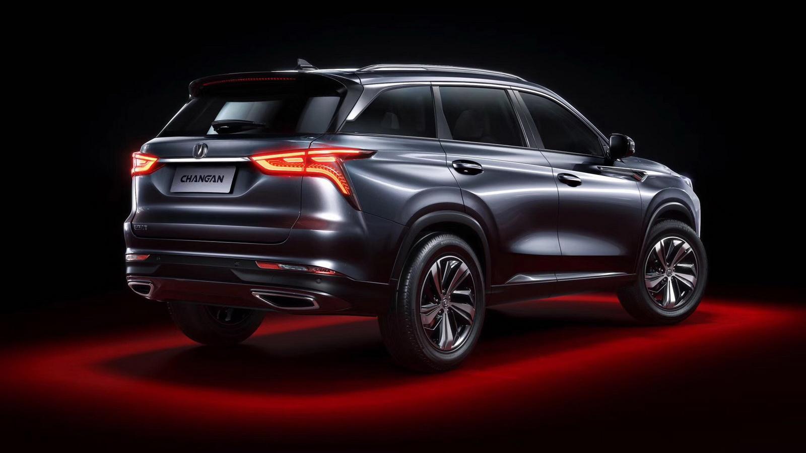 Nếu không nhìn kĩ chiếc xe Trung Quốc này, ai cũng tưởng Hyundai Santa Fe 2019 - Hình 3