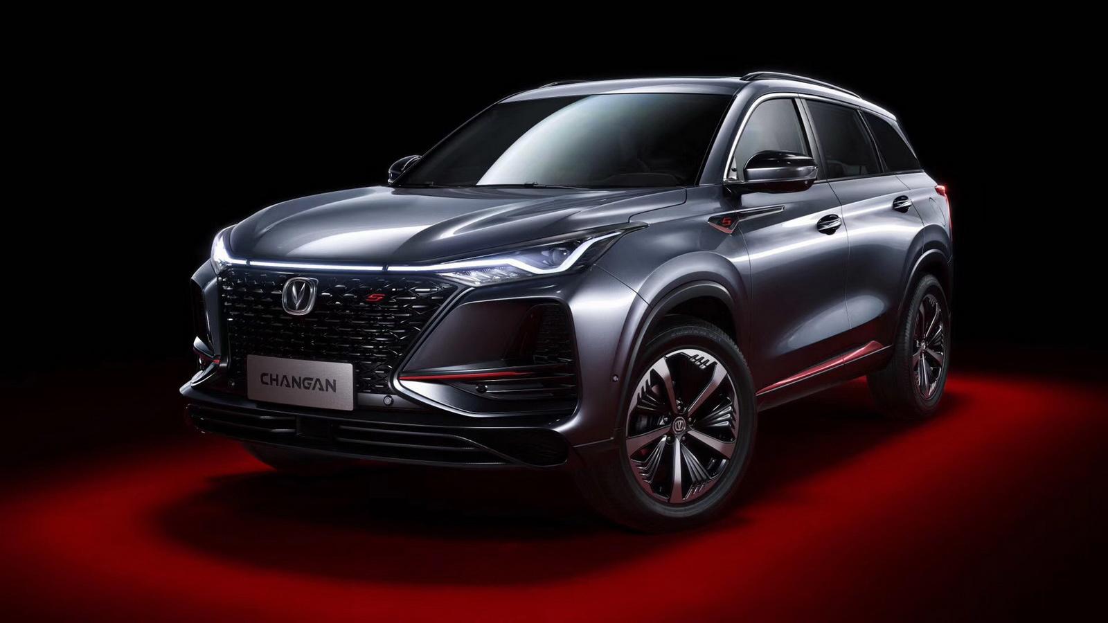 Nếu không nhìn kĩ chiếc xe Trung Quốc này, ai cũng tưởng Hyundai Santa Fe 2019 - Hình 1