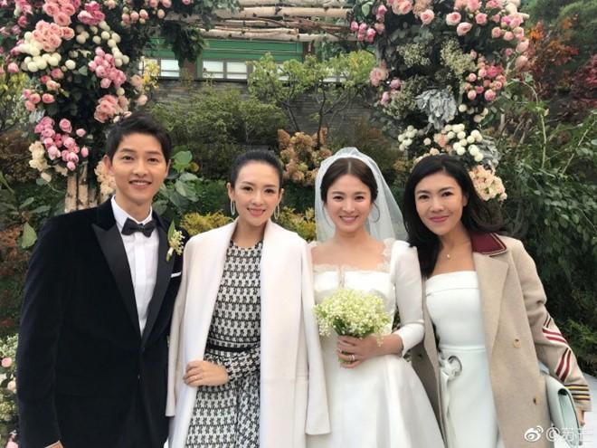 Ngôi sao Trung Quốc duy nhất dự đám cưới Song Song ngay lập tức phản hồi tin tức ly hôn gây bão - Hình 2
