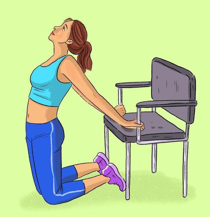 Bài tập chống đẩy giúp chị em có vòng 3 săn chắc và đôi chân thon dài như siêu mẫu - Hình 6