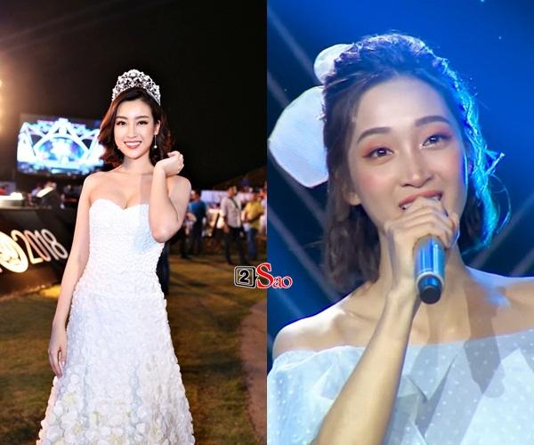 Chán đội vương miện hoa hậu, Đỗ Mỹ Linh bất ngờ ghi danh tại cuộc thi Giọng hát Việt 2019? - Hình 8