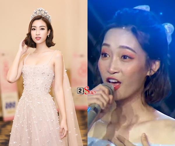 Chán đội vương miện hoa hậu, Đỗ Mỹ Linh bất ngờ ghi danh tại cuộc thi Giọng hát Việt 2019? - Hình 7
