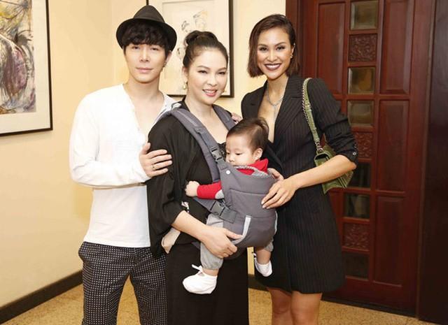 Khác với Đinh Hiền Anh, người đẹp Thủy Hương rời xa showbiz, kín tiếng cuộc hôn nhân với chồng bộ trưởng - Hình 3