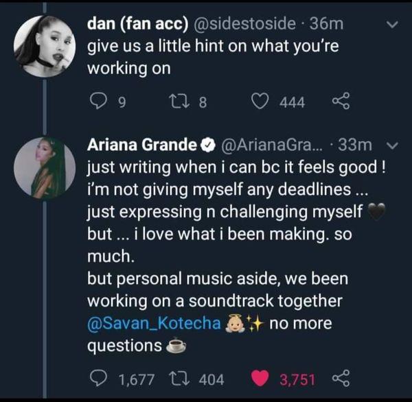 Tạm biệt kỷ nguyên âm nhạc Thank U, Next từ Ariana Grande! - Hình 3