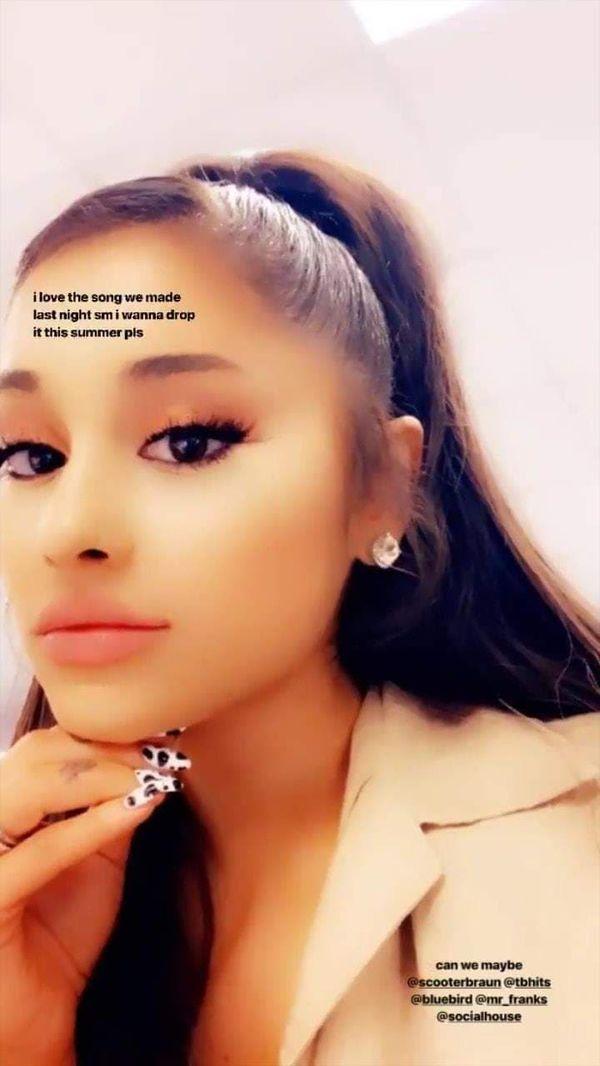 Tạm biệt kỷ nguyên âm nhạc Thank U, Next từ Ariana Grande! - Hình 2