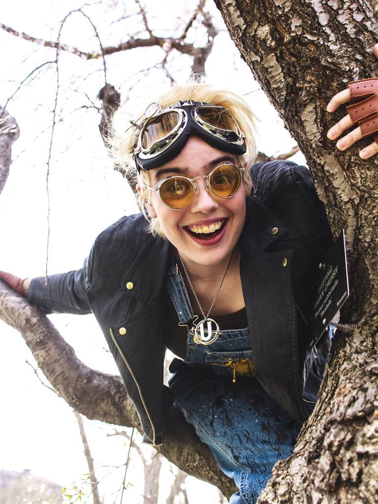 Bộ ảnh cosplay Jillian Holtzmann siêu hóm hỉnh - Hình 8