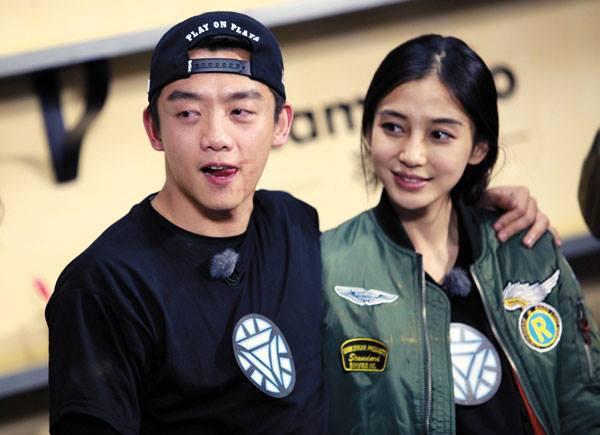 Cứ ngỡ Friday Couple trở lại Running Man Trung Quốc, không ngờ Trịnh Khải lại chơi ác với Angela Baby - Hình 2