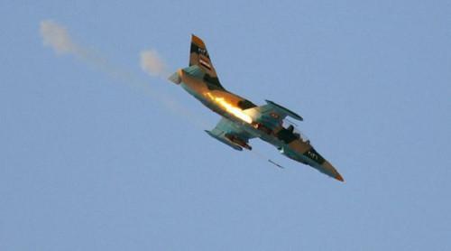 Quân đội Thổ Nhĩ Kỳ đã bắn hạ một máy bay trinh sát của Syria - Hình 1
