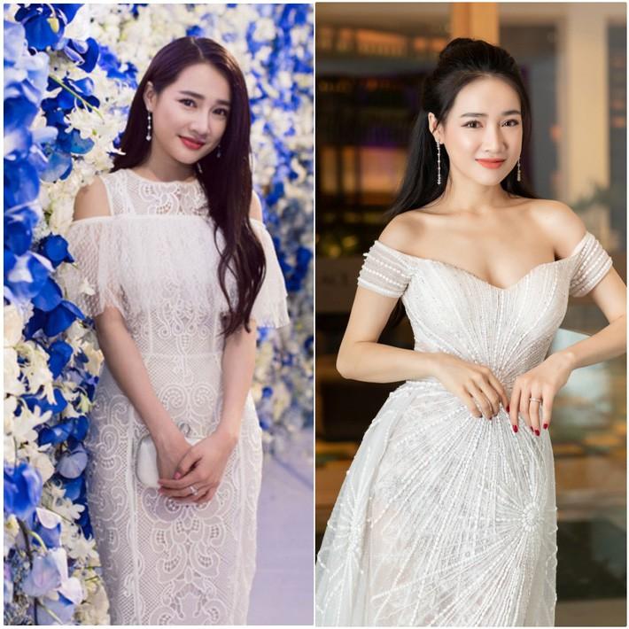 Tưởng lấy chồng sẽ xuề xòa xấu xí, nào ngờ Nhã Phương - Hari Won - Khánh Thi còn đẹp và sành điệu hơn xưa gấp bội phần - Hình 2