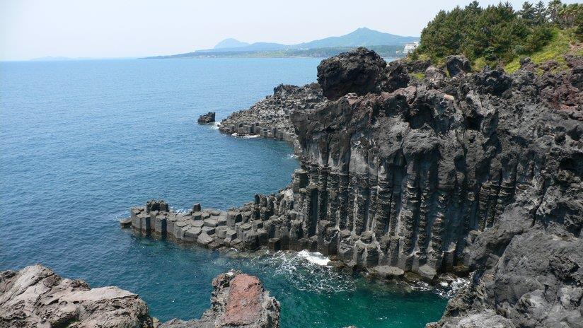 10 địa điểm nước ngoài có địa hình giống gành Đá Đĩa Phú Yên - Hình 9