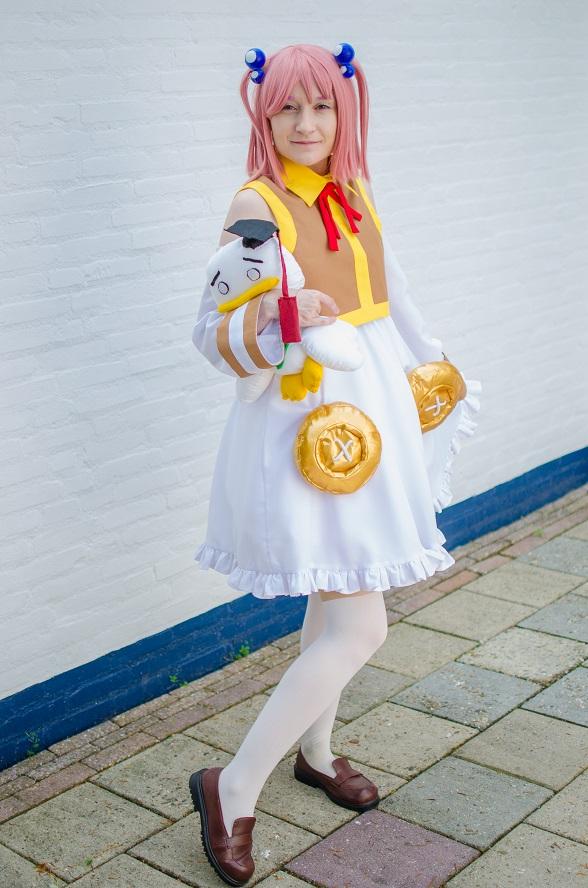 Bộ ảnh Lolita cosplay Ink Nijihara siêu cute - Hình 10