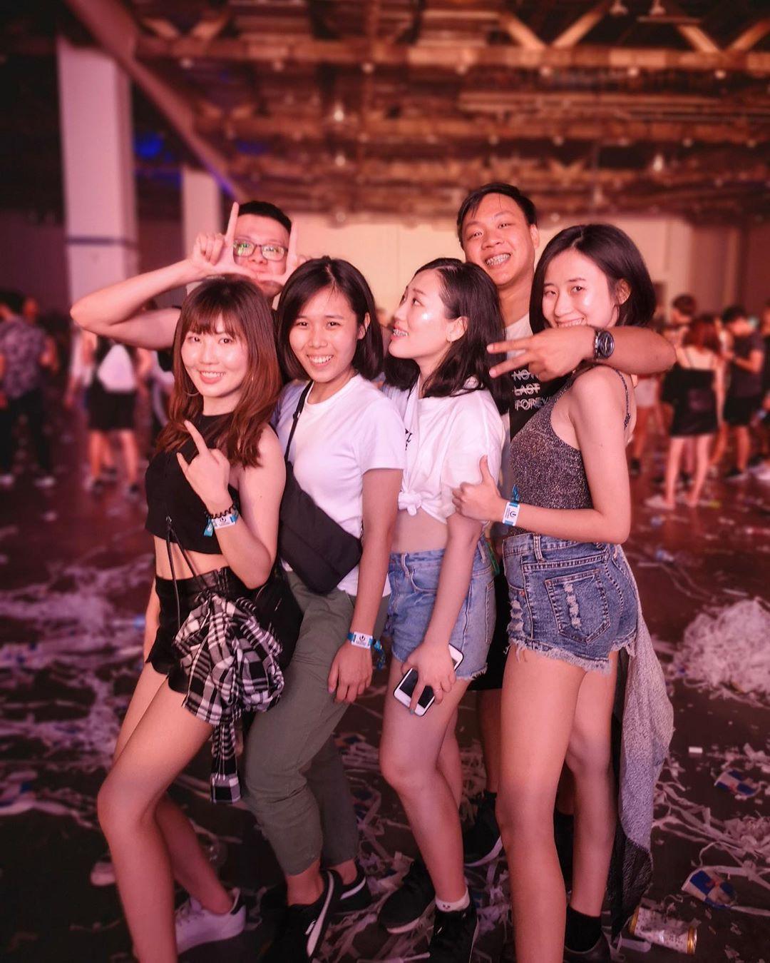 Gái xinh bốn phương tám hướng tụ hội tại lễ hội âm nhạc Ultra Singapore: Không có chất nhất, chỉ có chất hơn! - Hình 13