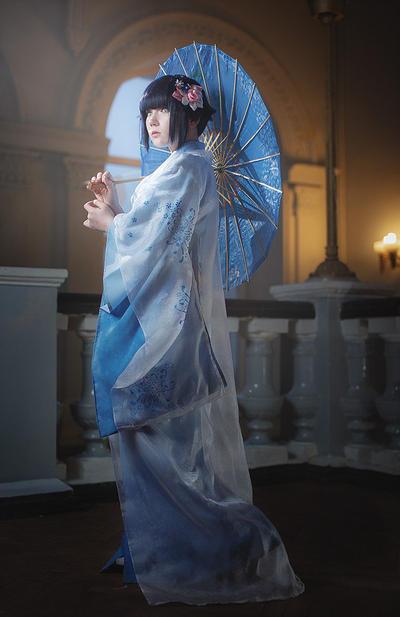 Màn cosplay Hinata Hyuga (Naruto) đầy ảo diệu - Hình 5