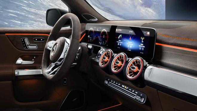 Mercedes-Benz GLB 2020 lộ hình ảnh trước ngày ra mắt - Hình 2