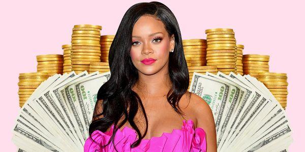 Rihanna: Cứ nhiều tiền trước rồi mới tiếp tục đam mê ca hát! - Hình 2