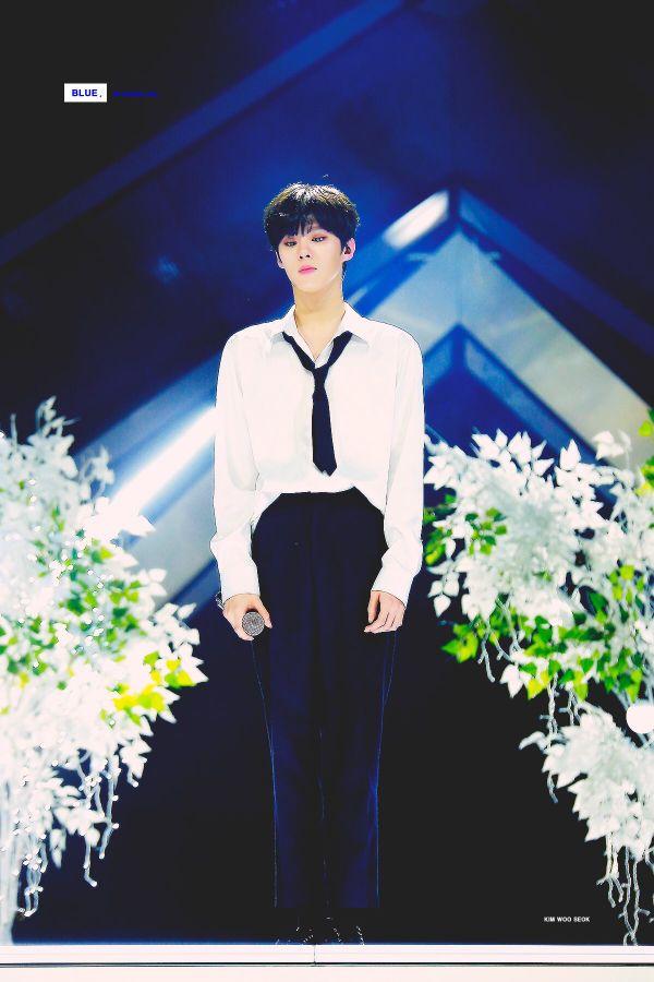 Rò rỉ trái phép hình ảnh của Kim Woo Seok trong tập 7 Produce X 101, fan yêu cầu fanpage xóa và cái kết - Hình 12