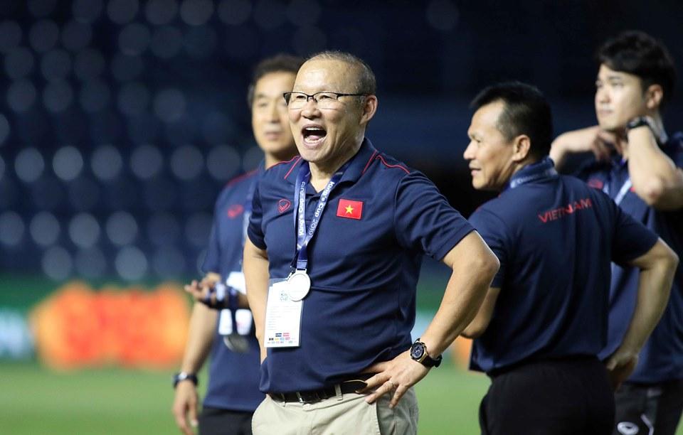 Vì sao HLV Park Hang-seo hủy họp báo sau trận Việt Nam vs Curacao? - Hình 1