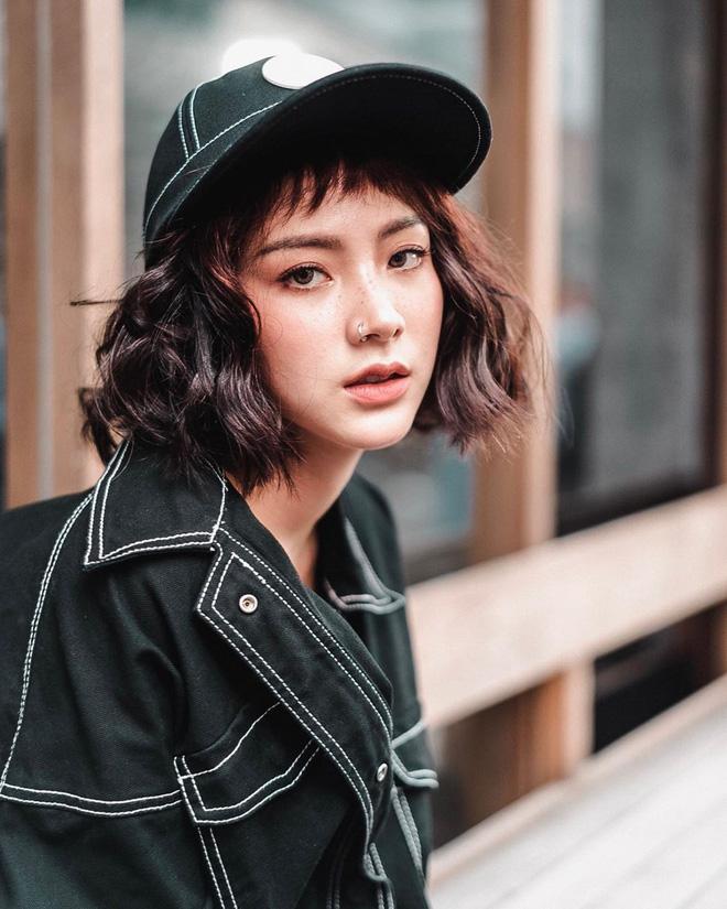 Nữ chính Chiếc Lá Bay Baifern Pimchanok: mỹ nhân cân mọi kiểu tóc, nhìn thế nào cũng thấy xinh bá đạo - Hình 18