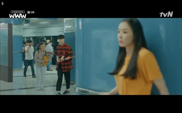 Phim Search: WWW tập 12: Jang Ki Yong và Im Soo Jung chia tay vì xung đột hôn nhân và tình địch? - Hình 21