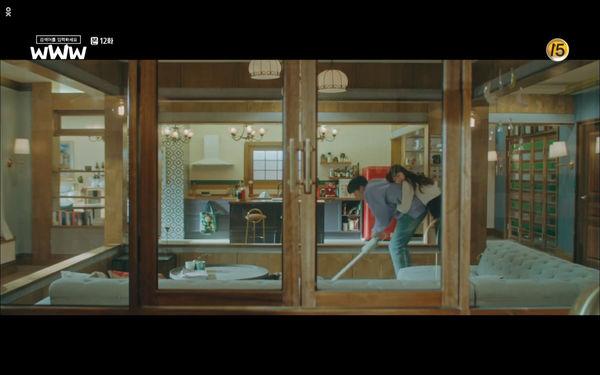 Phim Search: WWW tập 12: Jang Ki Yong và Im Soo Jung chia tay vì xung đột hôn nhân và tình địch? - Hình 6