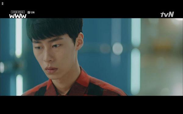 Phim Search: WWW tập 12: Jang Ki Yong và Im Soo Jung chia tay vì xung đột hôn nhân và tình địch? - Hình 26