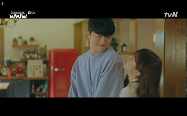 Phim Search: WWW tập 12: Jang Ki Yong và Im Soo Jung chia tay vì xung đột hôn nhân và tình địch? - Hình 8