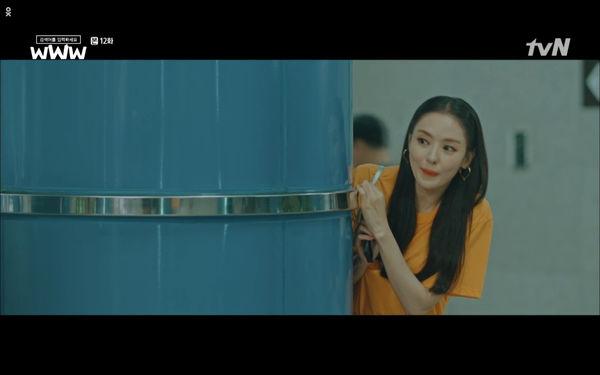 Phim Search: WWW tập 12: Jang Ki Yong và Im Soo Jung chia tay vì xung đột hôn nhân và tình địch? - Hình 24