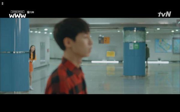 Phim Search: WWW tập 12: Jang Ki Yong và Im Soo Jung chia tay vì xung đột hôn nhân và tình địch? - Hình 23