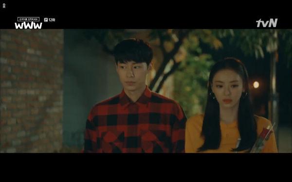 Phim Search: WWW tập 12: Jang Ki Yong và Im Soo Jung chia tay vì xung đột hôn nhân và tình địch? - Hình 30