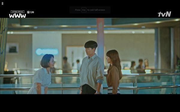 Phim Search: WWW tập 12: Jang Ki Yong và Im Soo Jung chia tay vì xung đột hôn nhân và tình địch? - Hình 47