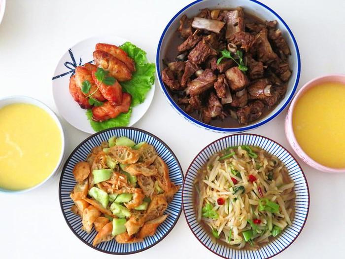 Thực đơn 4 món nhanh gọn, chống ngán cho bữa cơm mùa hè - Hình 2