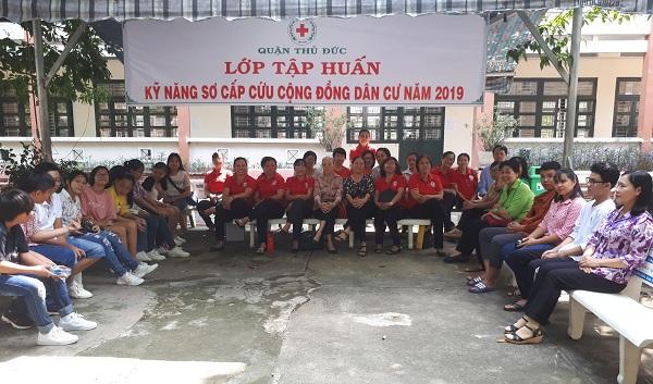 TP. Hồ Chí Minh: Tập huấn kỹ năng sơ cấp cứu cộng đồng dân cư - Hình 2