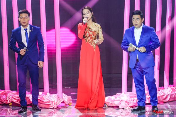 Chung kết Thần tượng Bolero 2019: Minh Dũng - Thái Ngân khiến khán giả vỡ òa cảm xúc với Tình đầu tình cuối - Hình 21