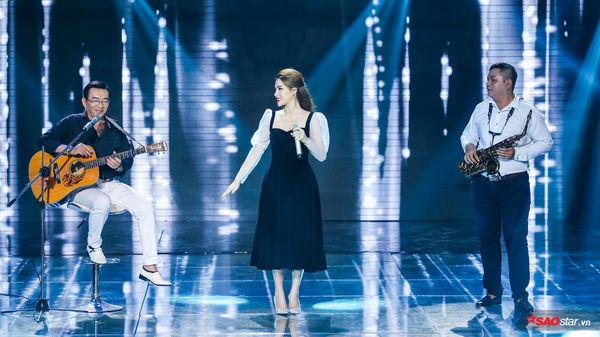 Chung kết Thần tượng Bolero 2019: Minh Dũng - Thái Ngân khiến khán giả vỡ òa cảm xúc với Tình đầu tình cuối - Hình 25