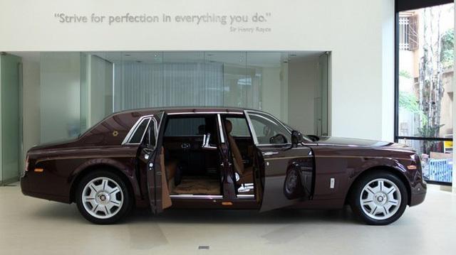 Đại gia điếu cày Lê Thanh Thản sở hữu bao nhiêu xe Rolls-Royce? - Hình 2