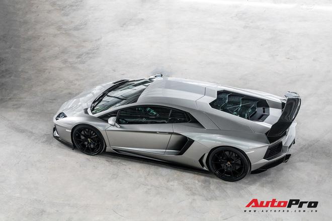 Đánh giá nhanh Lamborghini Aventador độ DMC - xế cưng một thời của doanh nhân Đặng Lê Nguyên Vũ - Hình 28