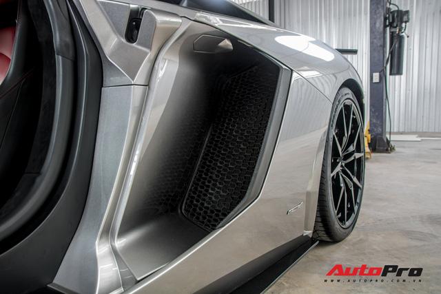 Đánh giá nhanh Lamborghini Aventador độ DMC - xế cưng một thời của doanh nhân Đặng Lê Nguyên Vũ - Hình 12