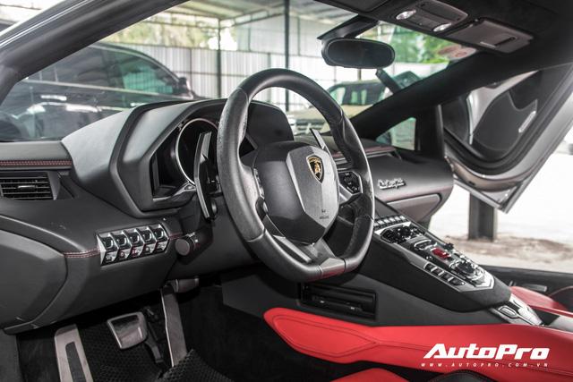 Đánh giá nhanh Lamborghini Aventador độ DMC - xế cưng một thời của doanh nhân Đặng Lê Nguyên Vũ - Hình 19