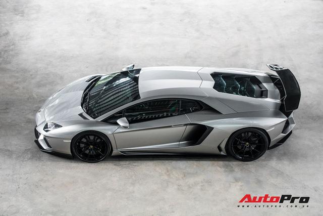 Đánh giá nhanh Lamborghini Aventador độ DMC - xế cưng một thời của doanh nhân Đặng Lê Nguyên Vũ - Hình 11