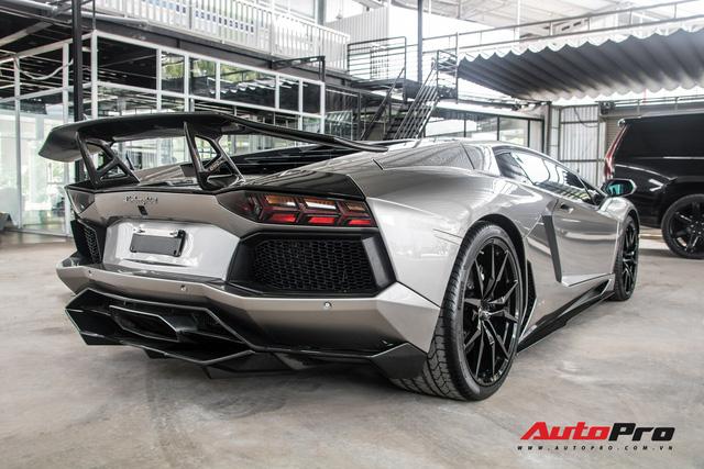 Đánh giá nhanh Lamborghini Aventador độ DMC - xế cưng một thời của doanh nhân Đặng Lê Nguyên Vũ - Hình 2