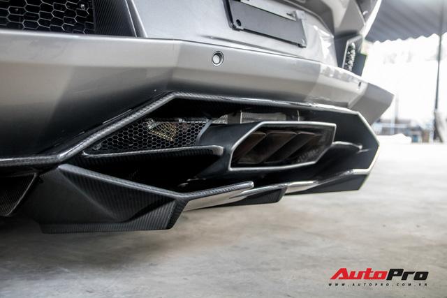 Đánh giá nhanh Lamborghini Aventador độ DMC - xế cưng một thời của doanh nhân Đặng Lê Nguyên Vũ - Hình 17