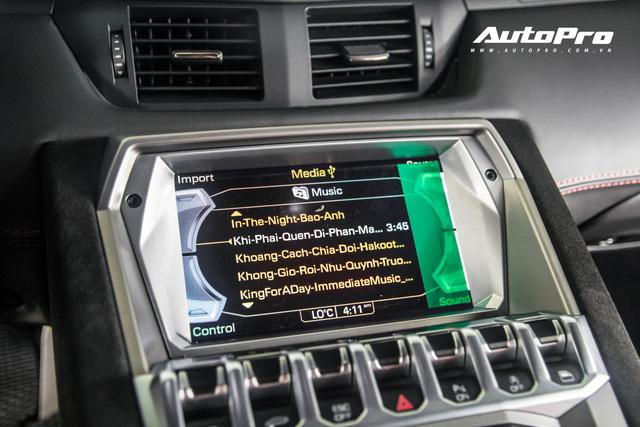 Đánh giá nhanh Lamborghini Aventador độ DMC - xế cưng một thời của doanh nhân Đặng Lê Nguyên Vũ - Hình 21