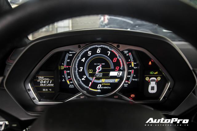 Đánh giá nhanh Lamborghini Aventador độ DMC - xế cưng một thời của doanh nhân Đặng Lê Nguyên Vũ - Hình 20