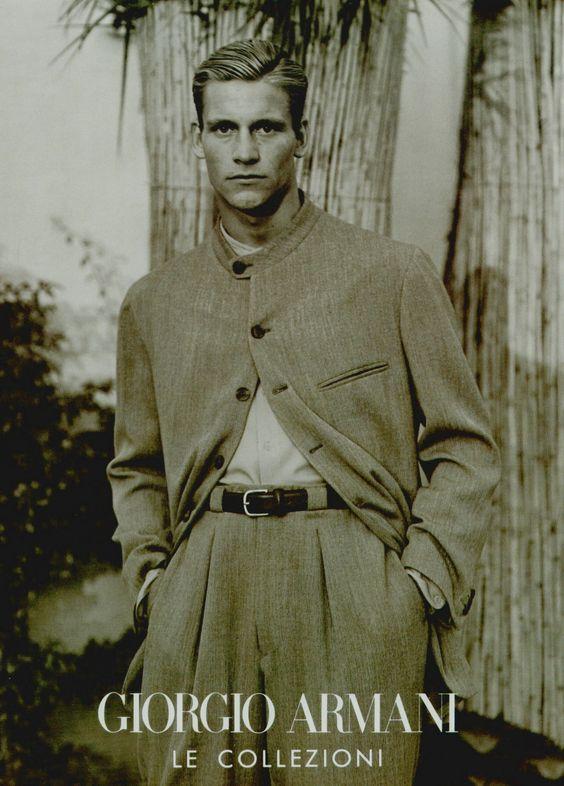 Giorgio Armani và đế chế huyền thoại của suit - Hình 5
